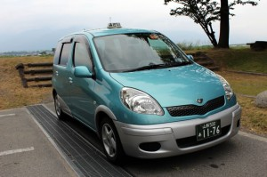 小型タクシー・福祉タクシー