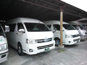 新型ジャンボタクシー2台目